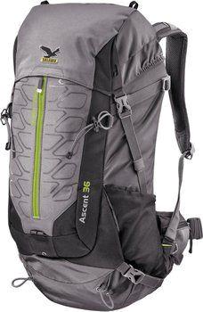 Купить Рюкзак Salewa Hiking Ascent 36 carbon/anthra/cactus Рюкзаки туристические 1073289
