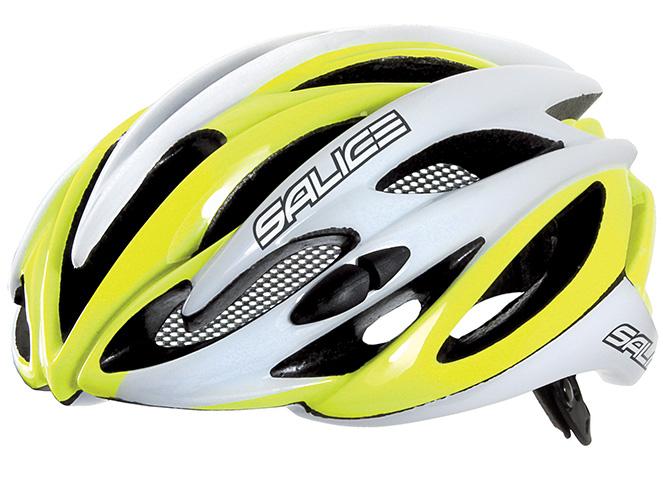 Летний Шлем Salice Bolt Yellow от КАНТ