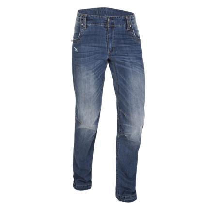 Купить Брюки для активного отдыха Salewa CLIMBING ALPINDONNA VERDON CO W PNT jeans blue Одежда туристическая 1028117