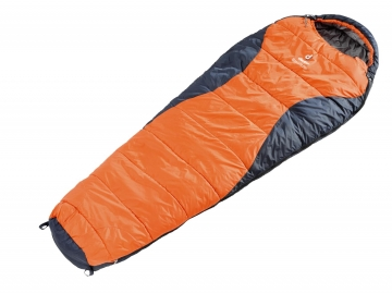 Спальник Deuter 2015 SMU Dream Lite 400 (лев) sun orange-midnight /