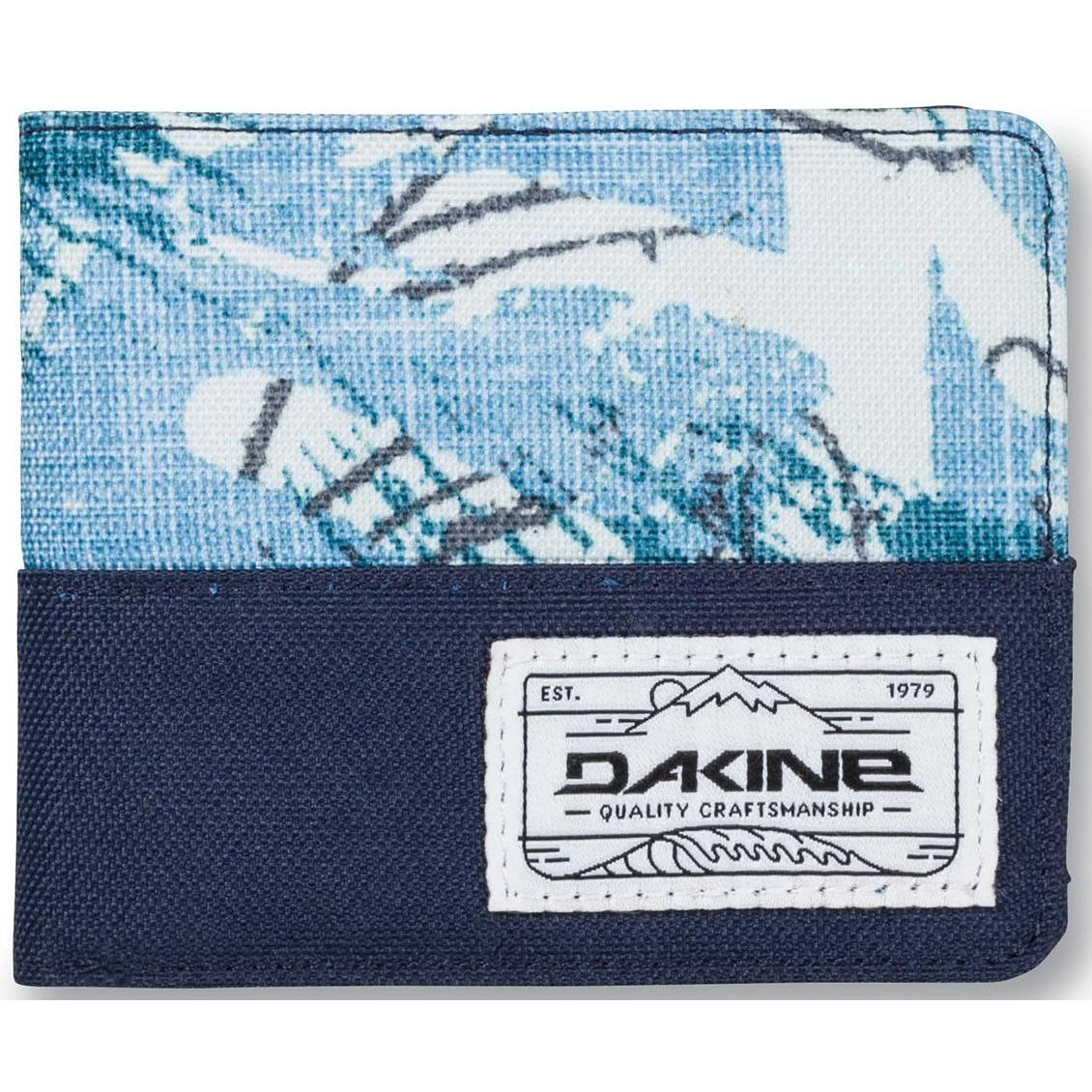 Кошелек Dakine Payback Wallet Washed Palm