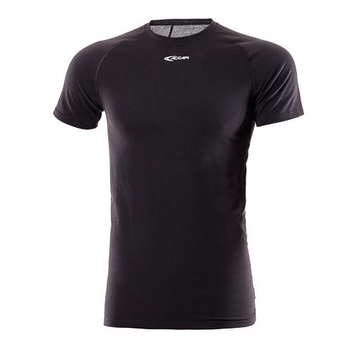 Футболка Accapi Techosoft Plus Evo Short Sl. T-Shirt Man Black