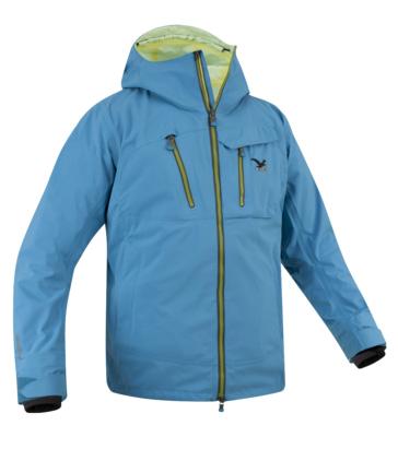 Купить Куртка туристическая Salewa AlpineXtrem ALBONASKA PTX 3L M JKT fiji (бирюзовый) Одежда 751842