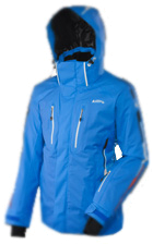 Куртка горнолыжная Killy 2011-12 TOURING II M JKT TRUE BLUE / WHITE / BLACK NIGHT / KILLY RED