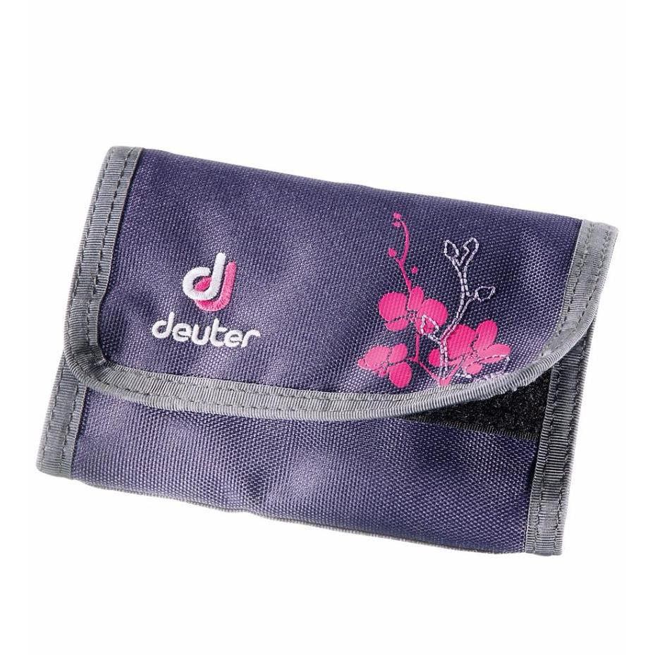Кошелек Deuter 2016-17 Wallet Blueberry Orchid от КАНТ