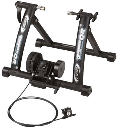 Тренажер BBB Trainer QR  and resistance system black