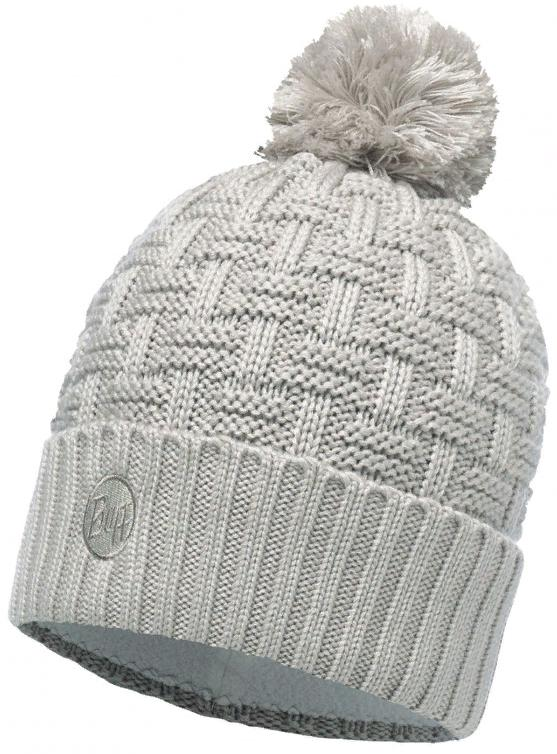 Шапка Buff Knitted & Polar Hat Airon Minen Mineral Grey