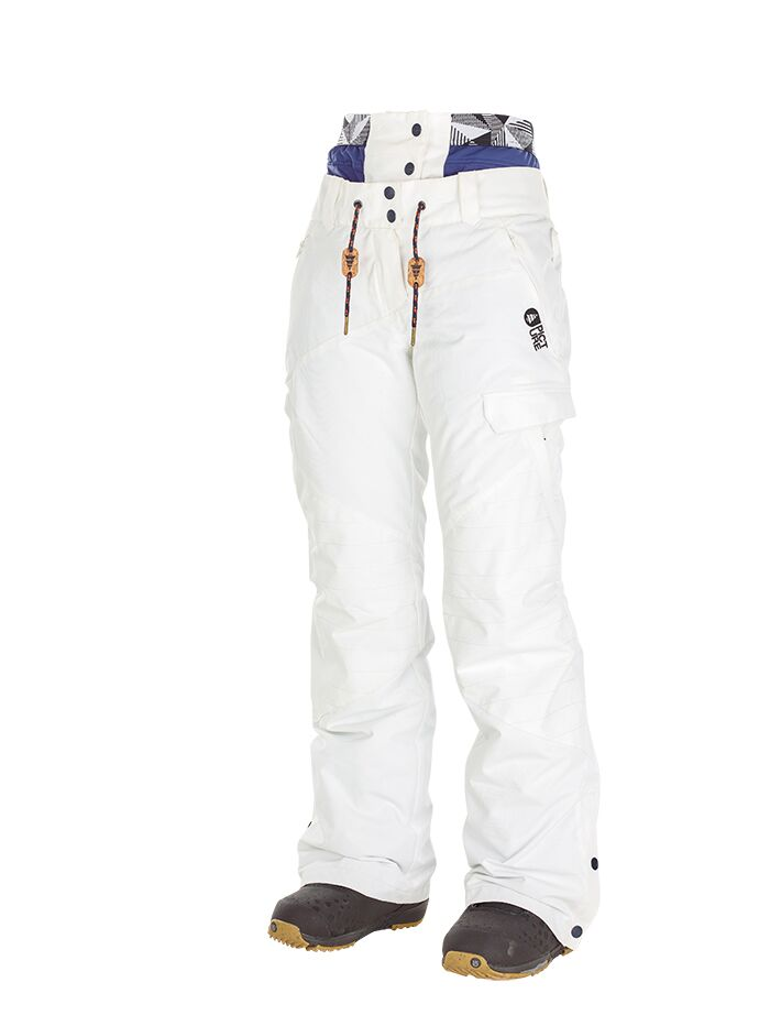 Брюки Сноубордические Picture Organic 2017-18 Treva Pant G White