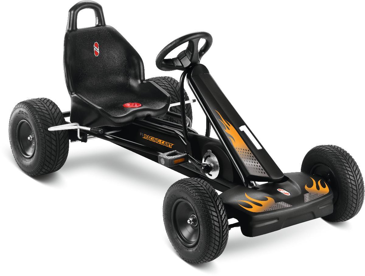 Педальная Машина Puky 2016 F1L Black