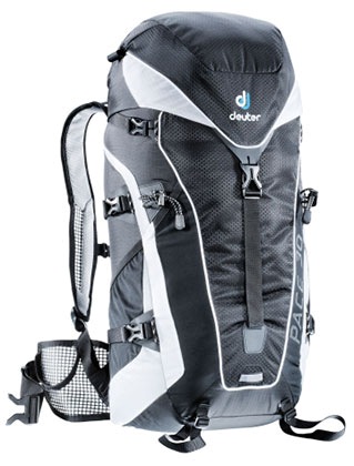 Рюкзак Deuter Alpine Winter Pace 30 black-white