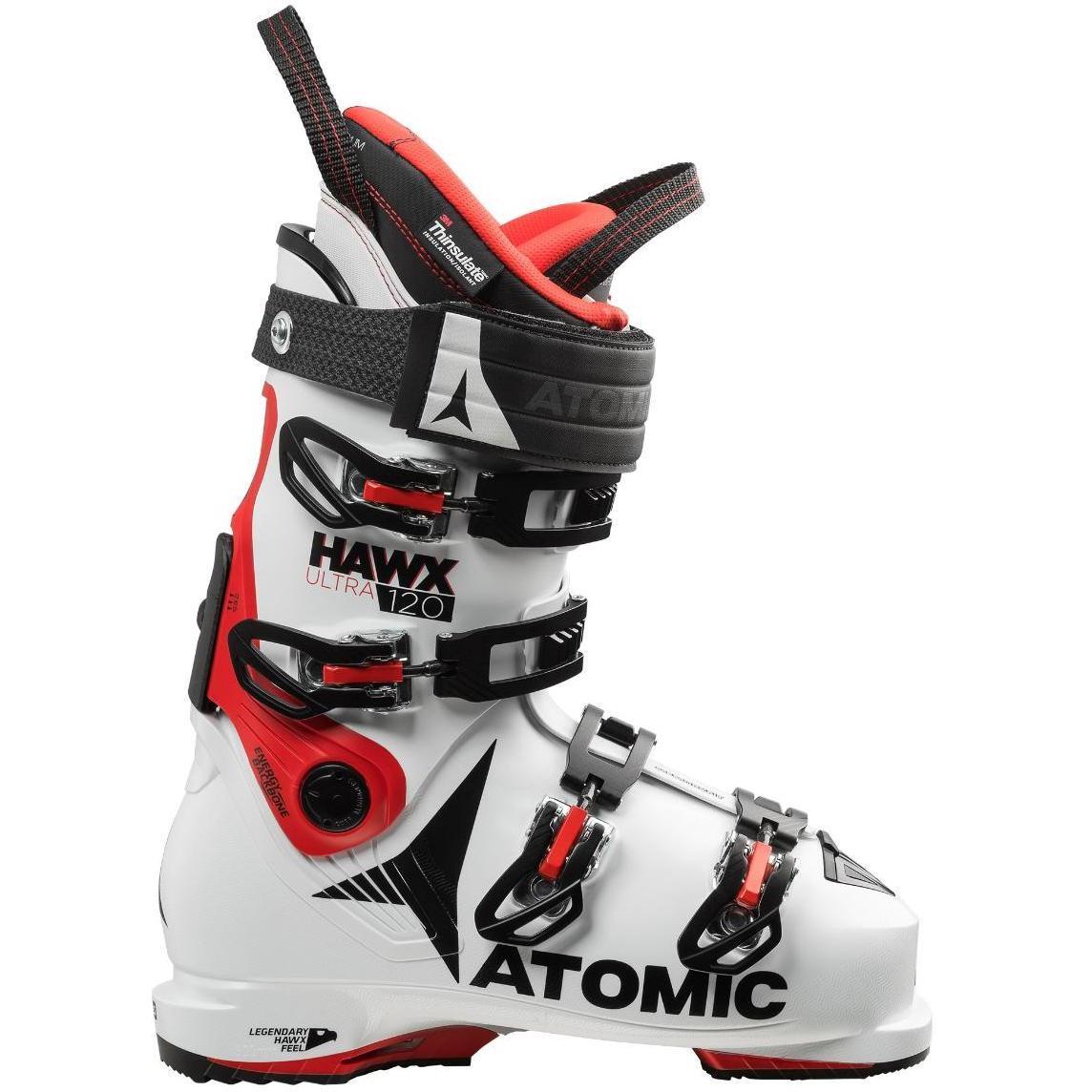 15779ade55e3 Горнолыжные ботинки Atomic 2017-18 HAWX ULTRA 120 White Red Bla ...