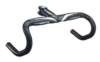 Руль BBB roadbar FiberSpeed integrated 100mm 42cm (BHB-26)