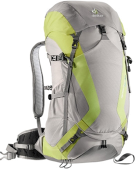 Рюкзак Deuter 2011 Spectro AC 32 platin-apple