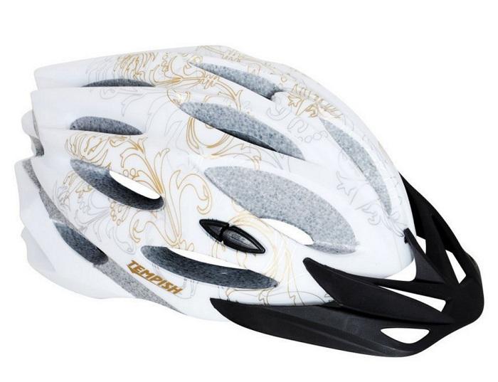 Купить Летний шлем TEMPISH STYLE gold, Шлемы велосипедные, 1254541