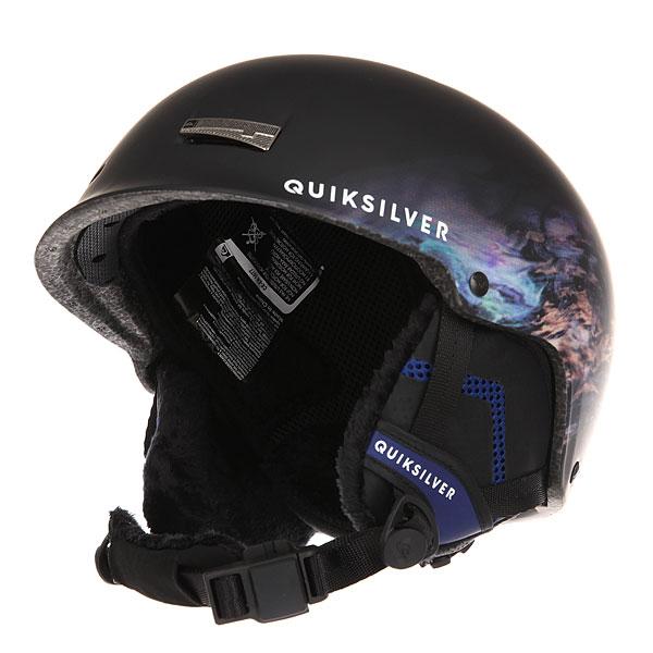 Зимний Шлем Quiksilver 2016-17 SKYLAB M HLMT KVJ8 OIL AND SPACE Шлемы для горных лыж/сноубордов 1309414  - купить со скидкой