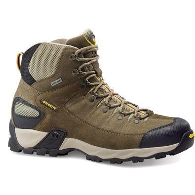 Купить Ботинки для треккинга (высокие) Dolomite 2014 Multifunction SPARROW EVO HIGH GTX MUD-YELLOW, Треккинговые ботинки, 1015527