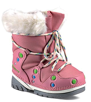 Луноходы Dolomite 2008-09 Moonboots Smart rosa