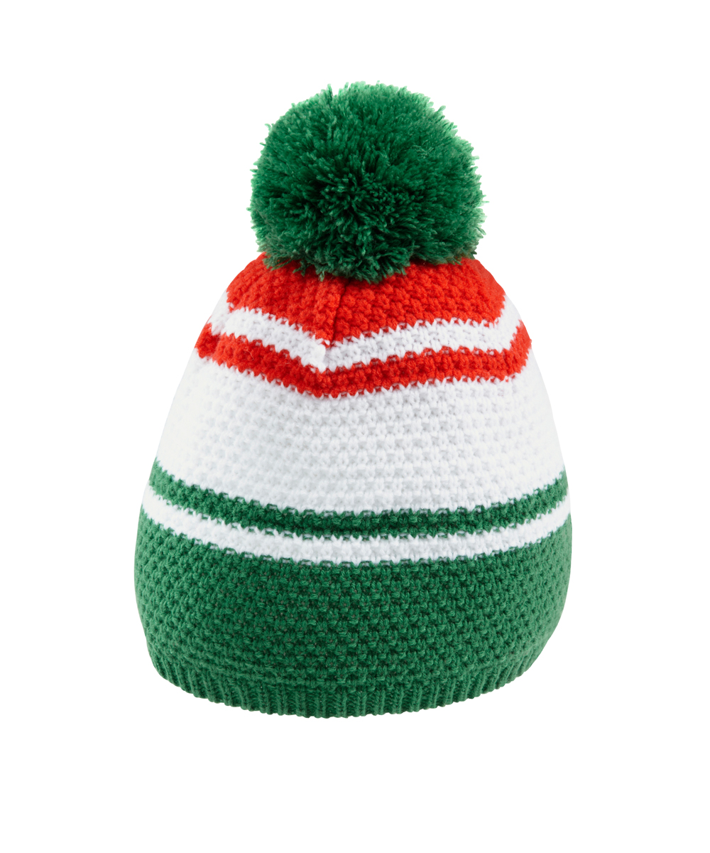 женская шапка maier, зеленая
