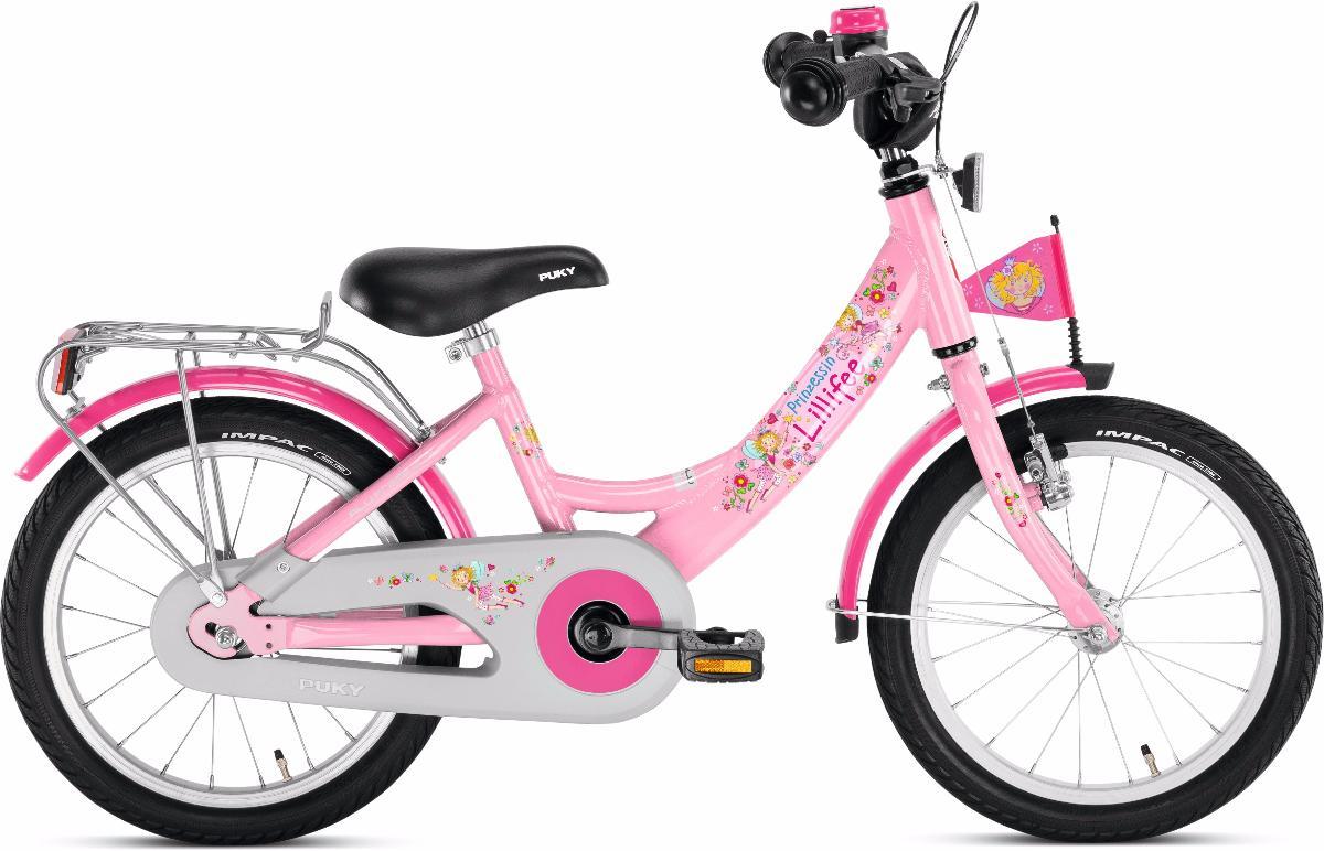 Велосипед Puky Zl 16-1 Alu 2016 Lillifee