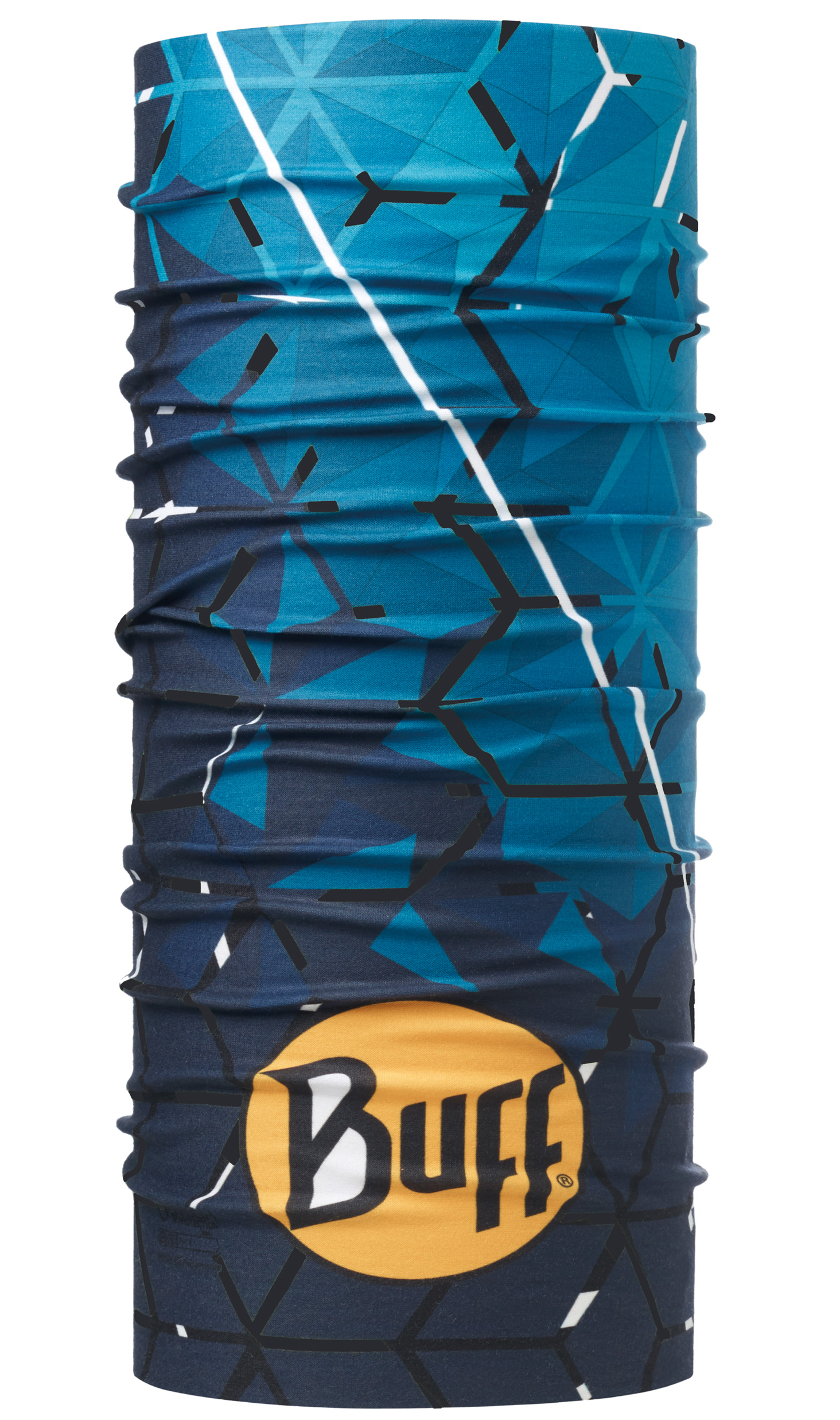 Бандана Buff Uv Protection Helix Ocean