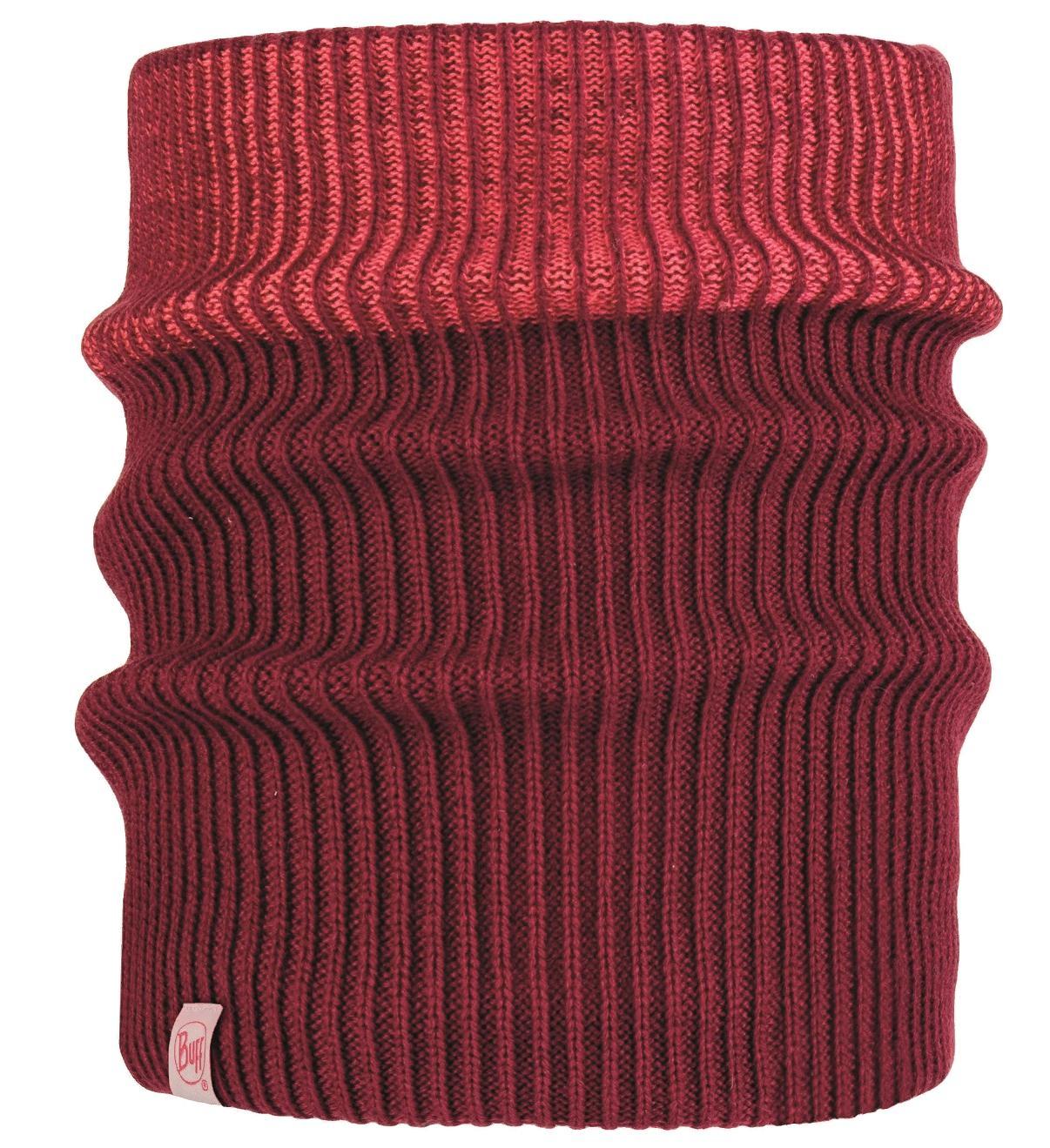 Шарф Buff Jr Knitted & Polar Neckwarmer Audny Wine