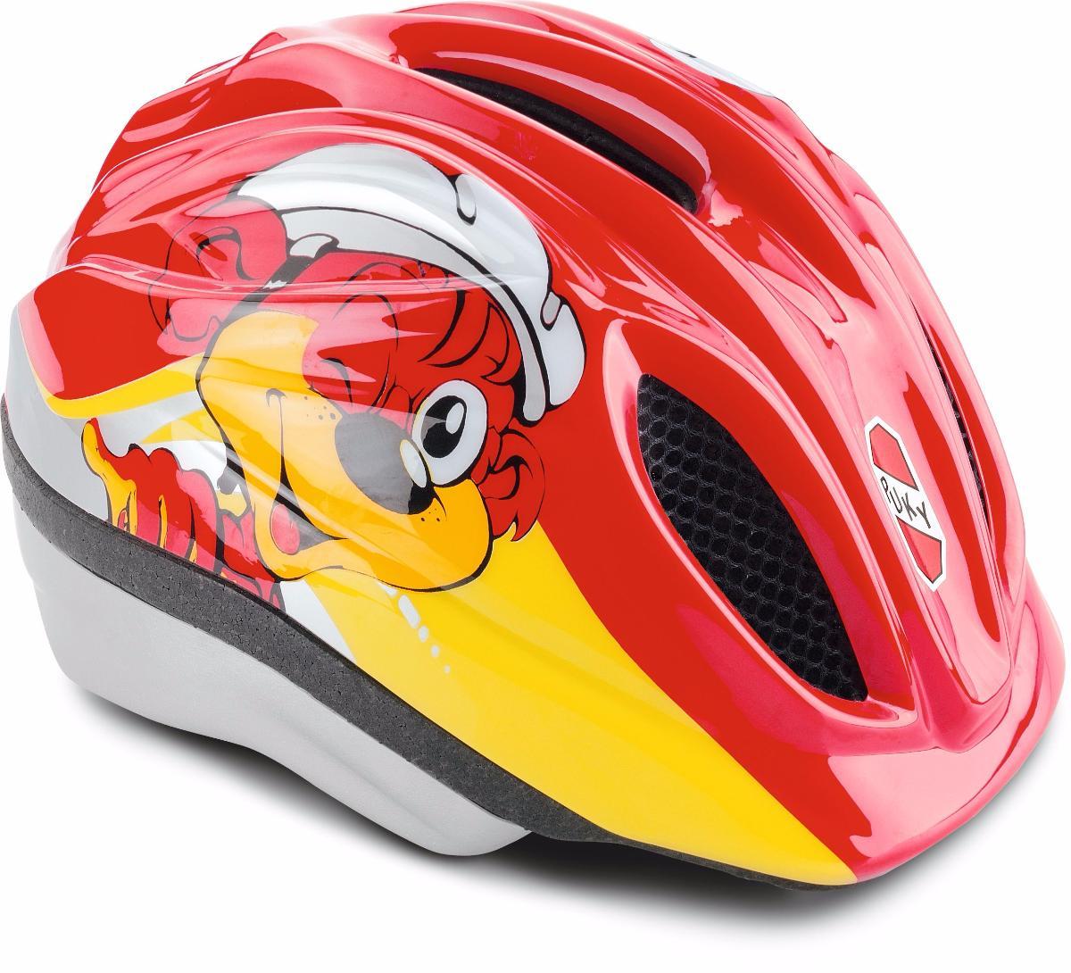 Летний Шлем Puky 2016 Ph 1 S/m Red