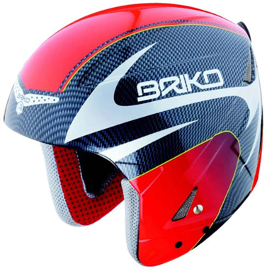 Зимний Шлем Briko ROOKIE Team  wht blue lime