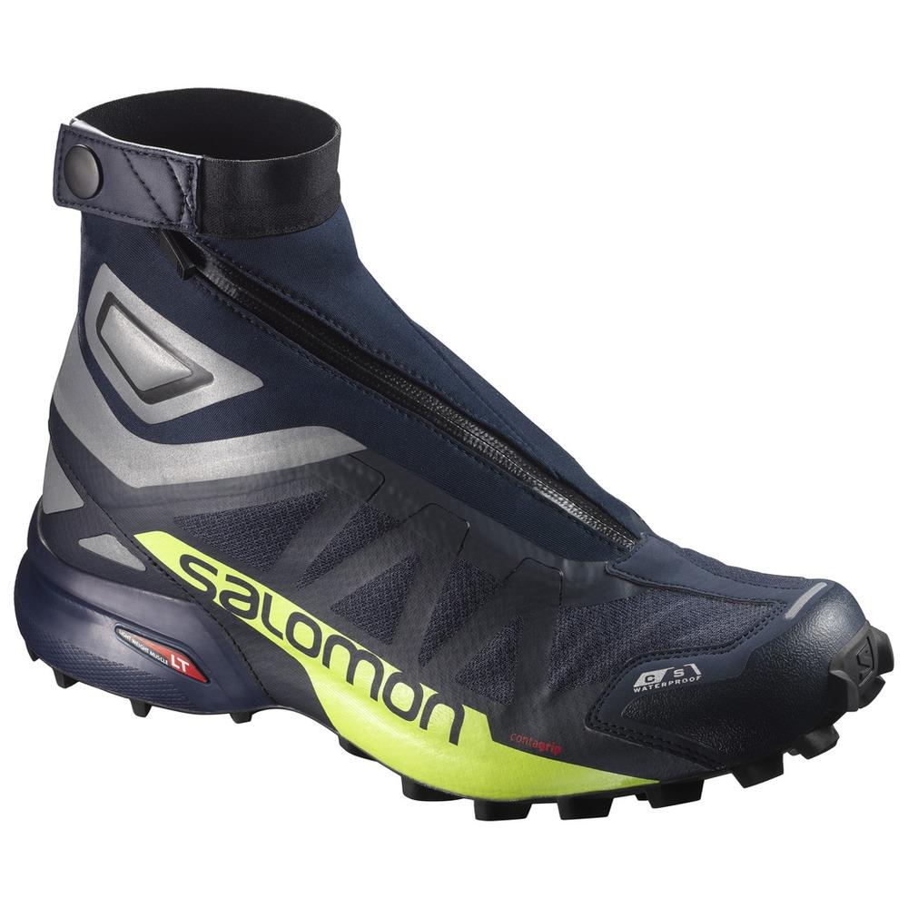 Купить Беговые кроссовки для XC SALOMON 2017-18 SNOWCROSS 2 CSWP Кроссовки бега 1362639