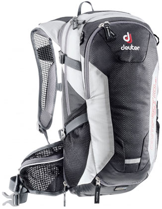 Рюкзак Deuter Bike Compact EXP 10 SL black-white