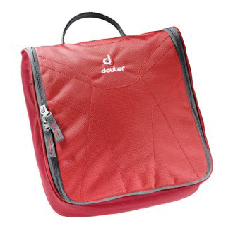 Косметичка Deuter Wash Center II fire-cranberry