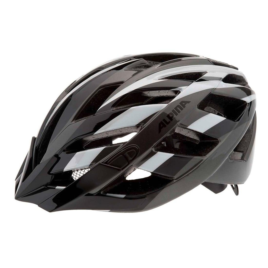 Купить Летний шлем Alpina TOUR Panoma black-titanium-white, Шлемы велосипедные, 1180053