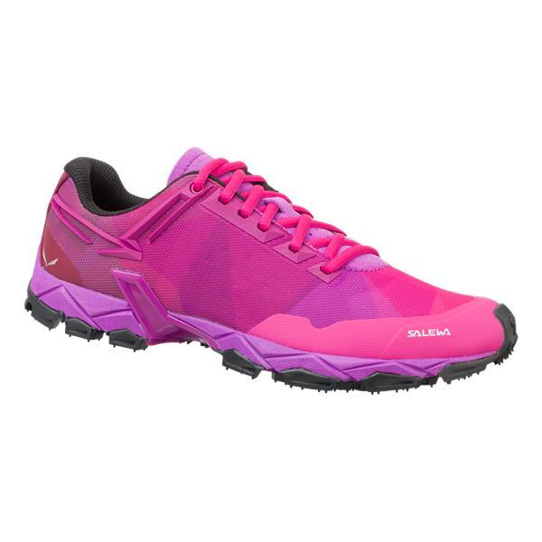 Купить Треккинговые кроссовки Salewa 2017 WS LITE TRAIN Tawny Port/Haze Треккинговая обувь 1325953
