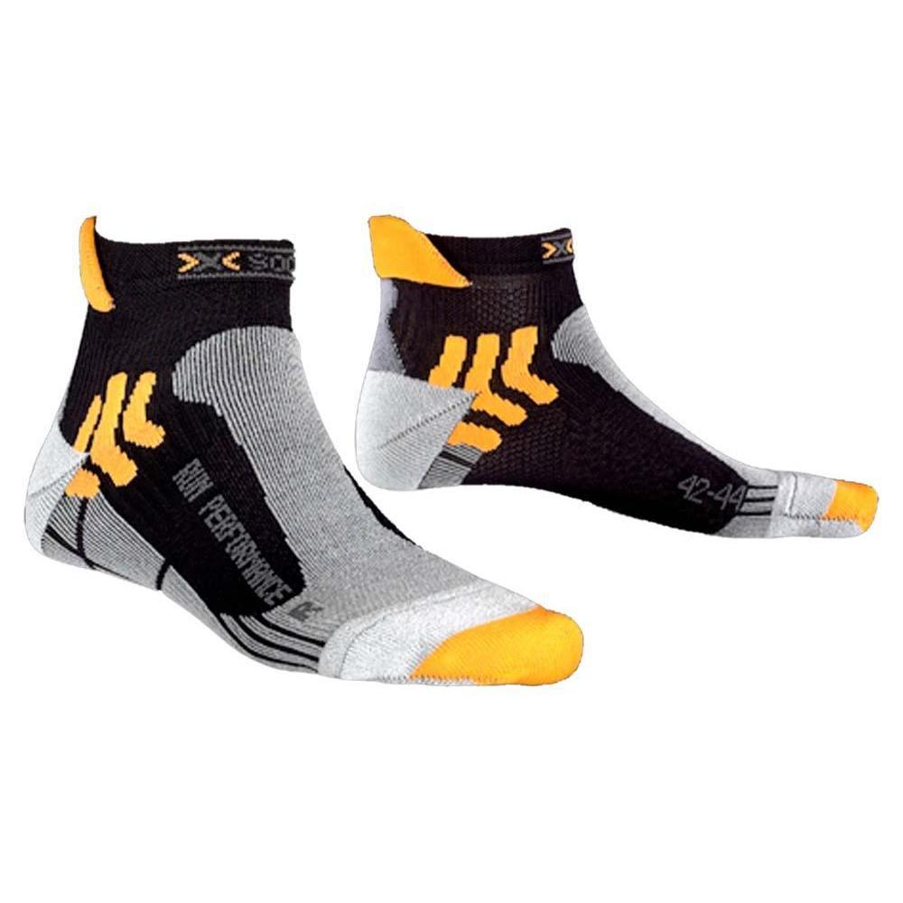 Носки Носки X-Bionic 2016-17 X-Socks Run Performance B000 / Черный