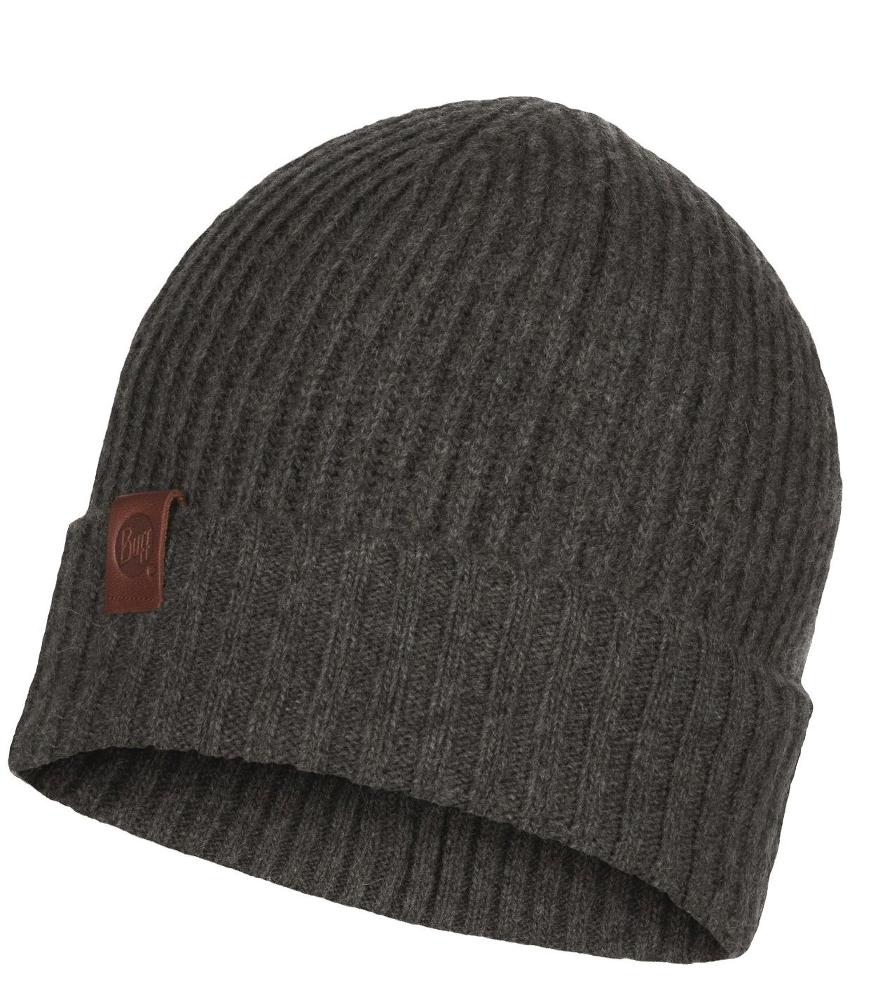 Шапка Buff Knitted Hat Biorn Grey