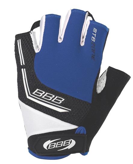 женские перчатки bbb, синие