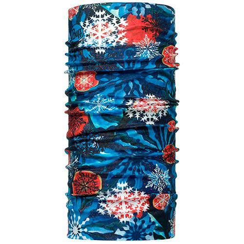 Бандана BUFF ORIGINAL SNOW HAWAI Банданы и шарфы Buff ® 875707  - купить со скидкой