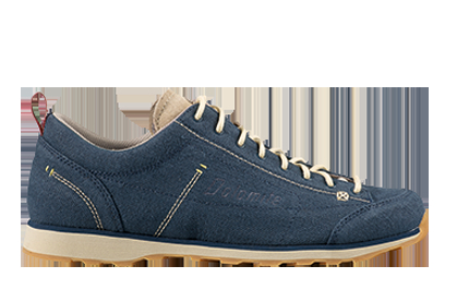 Купить Ботинки городские (низкие) Dolomite 2017 Cinquantaquattro Lh Canvas Navy/Canapa Обувь для города 1182600