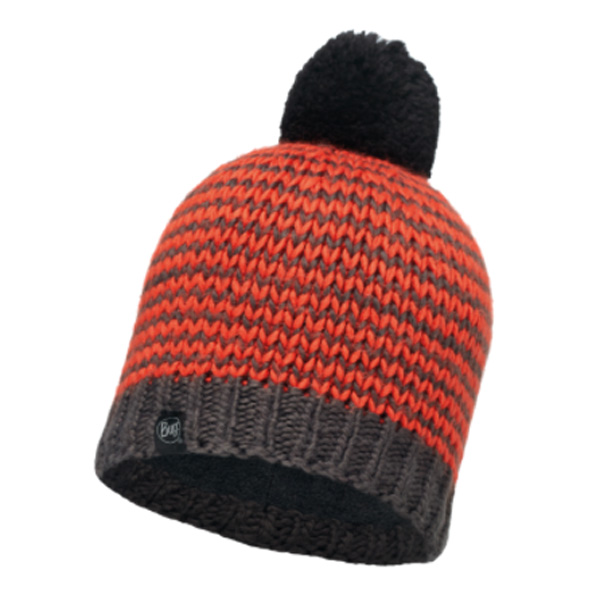 Шапка Buff Knitted & Polar Hat Dorn Flame