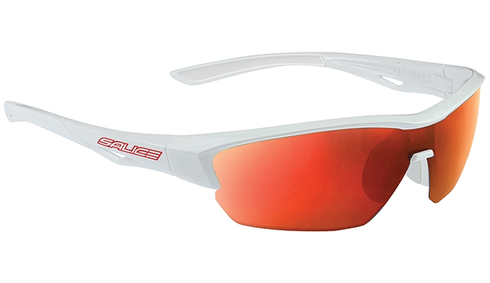Очки Солнцезащитные Salice 011Rw White/rw Red от КАНТ