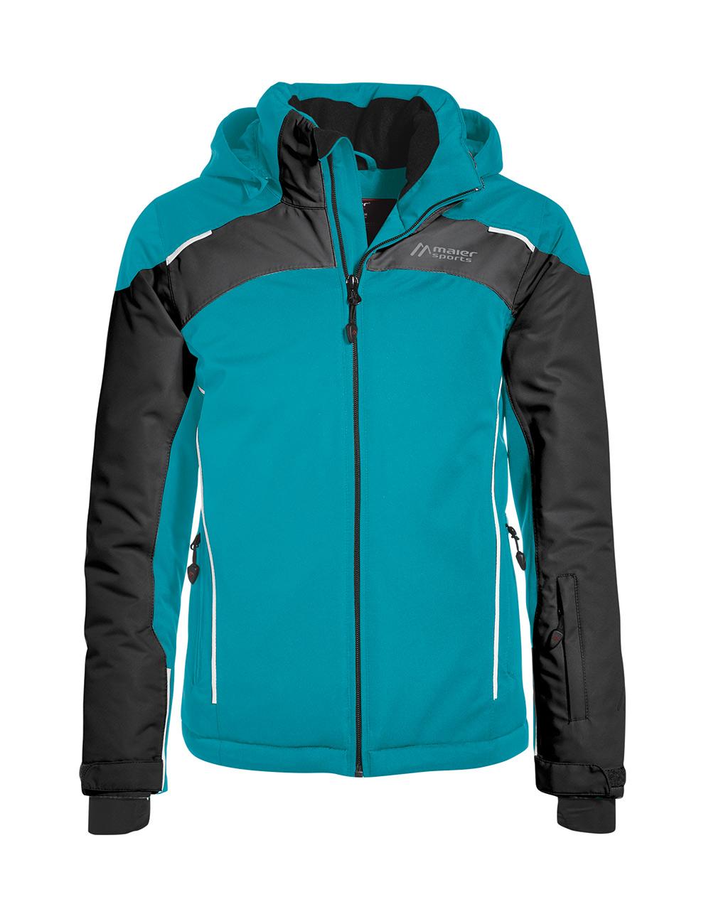 куртка maier для мальчика, синяя