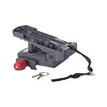 Адаптер Для Крепления На Багажник Hamax 2018 Caress Carrier Adapter Серый от КАНТ