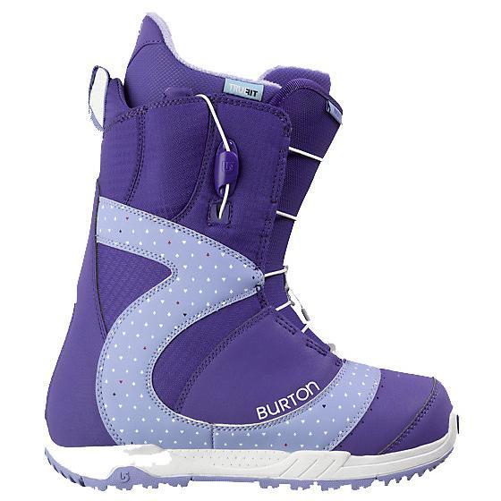 Купить Ботинки для сноуборда BURTON 2012-13 Mint Purple/White, сноуборда, 844464