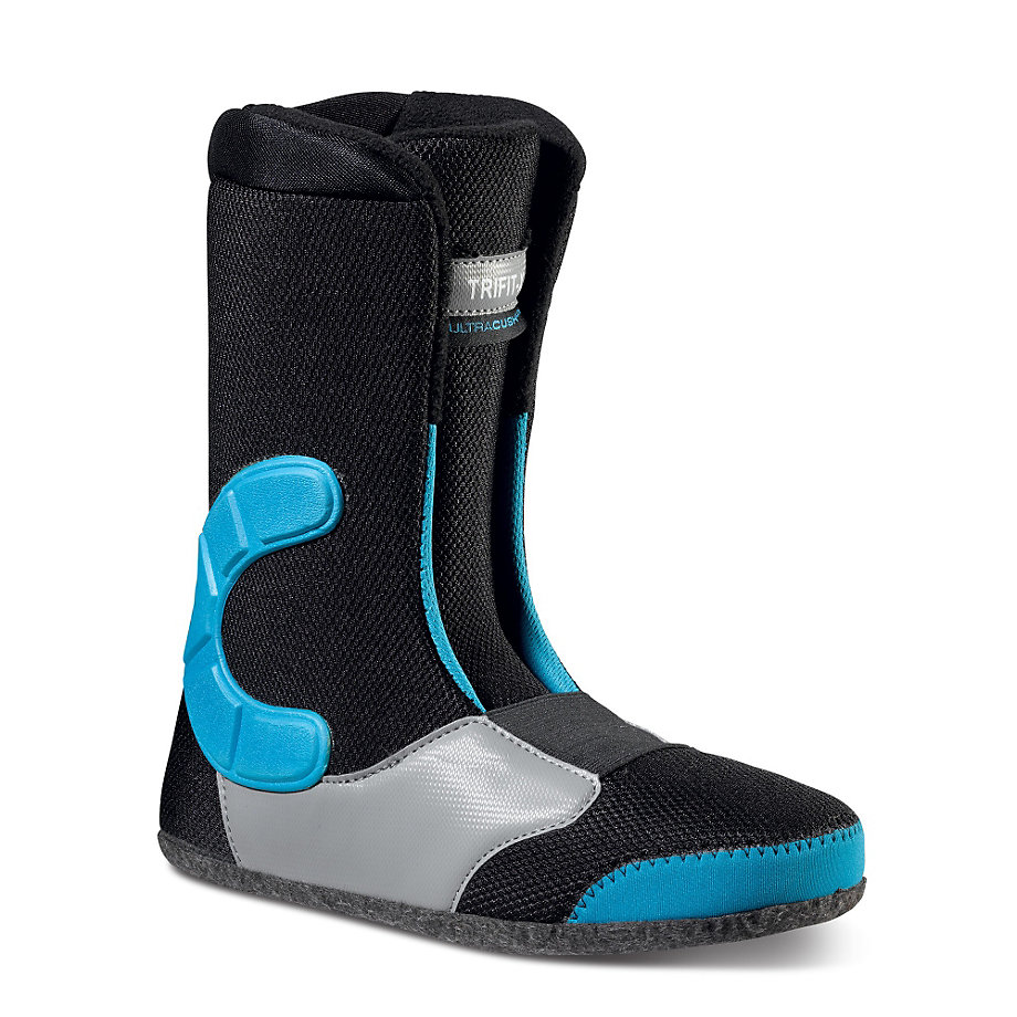 Ботинки Для Сноуборда Vans 2015-16 Encore M Black/gum