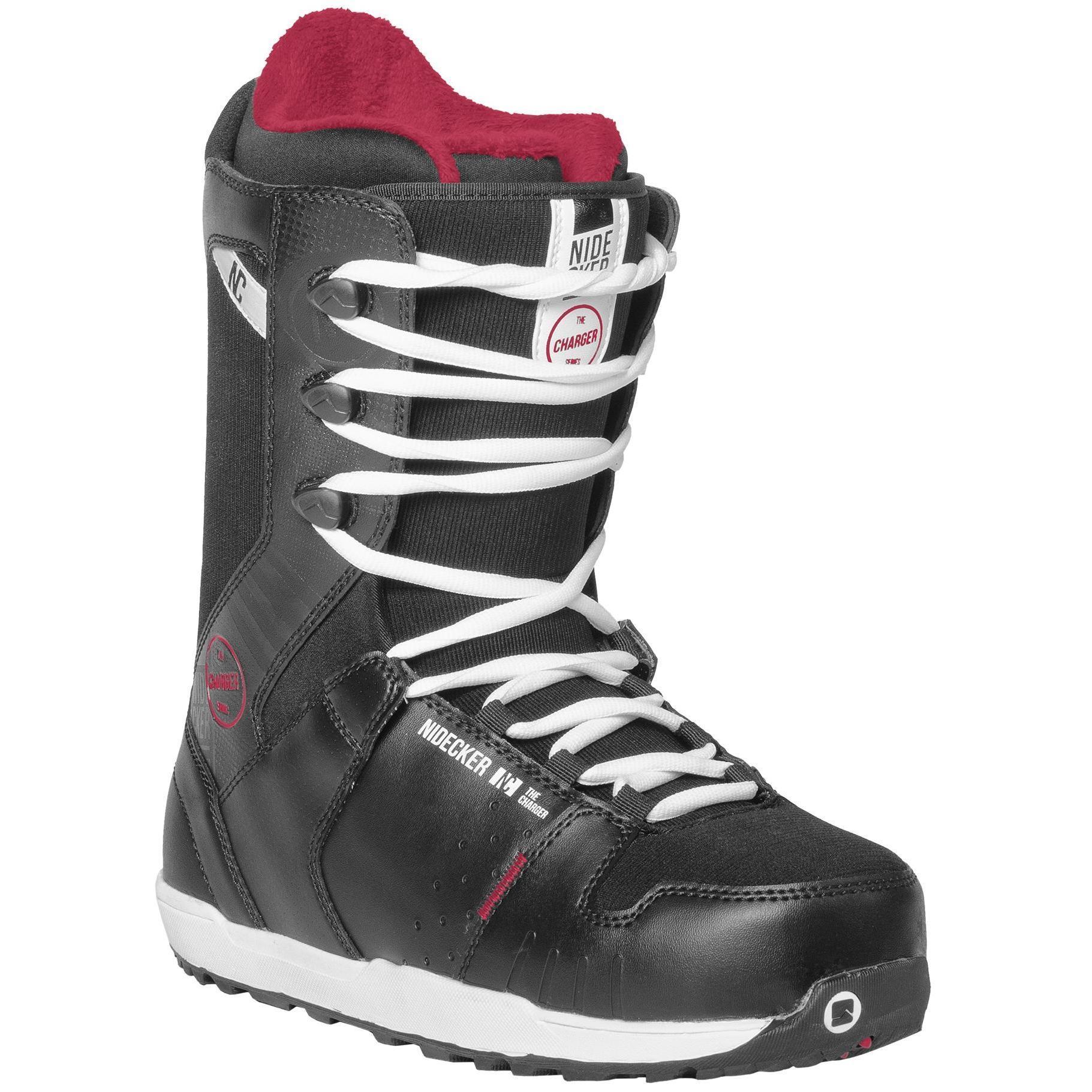 Ботинки для сноуборда NIDECKER 2015-16 CHARGER LACE - купить ... 4bee5b69060