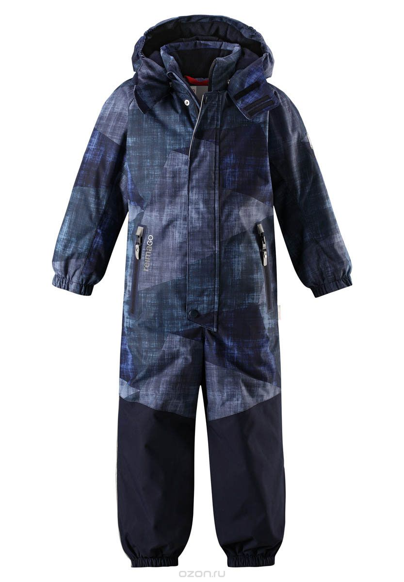 Комбинезон горнолыжный Reima 2017-18 Tornio Navy Одежда горнолыжная 1362061  - купить со скидкой