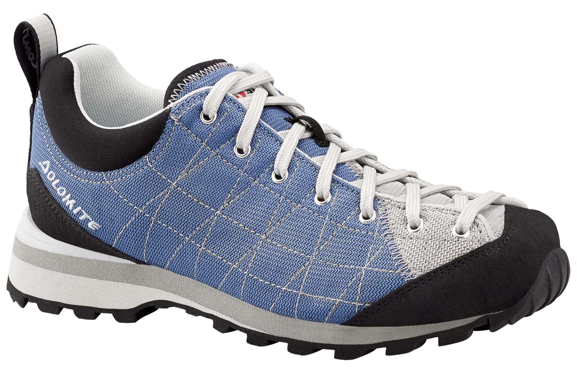 Купить Ботинки для треккинга (низкие) Dolomite 2017 Diagonal Lite Cornflower Blue/Sand Beige Треккинговая обувь 1328392