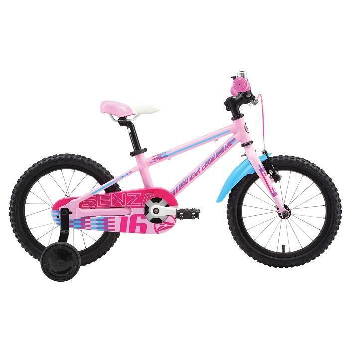 Купить Велосипед Silverback SENZA 16 2015 Розовый/Голубой / Розовый/Голубой, До 6 лет (колеса 12 -18 ), 1249678