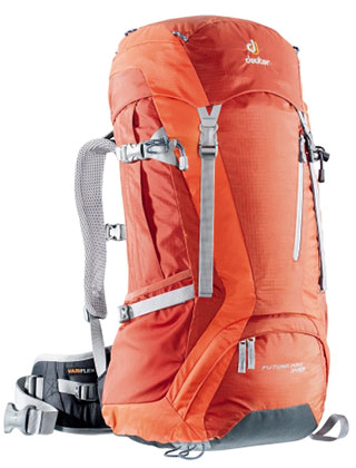 Рюкзак Deuter 2013 Futura Pro 34 SL lava-orange