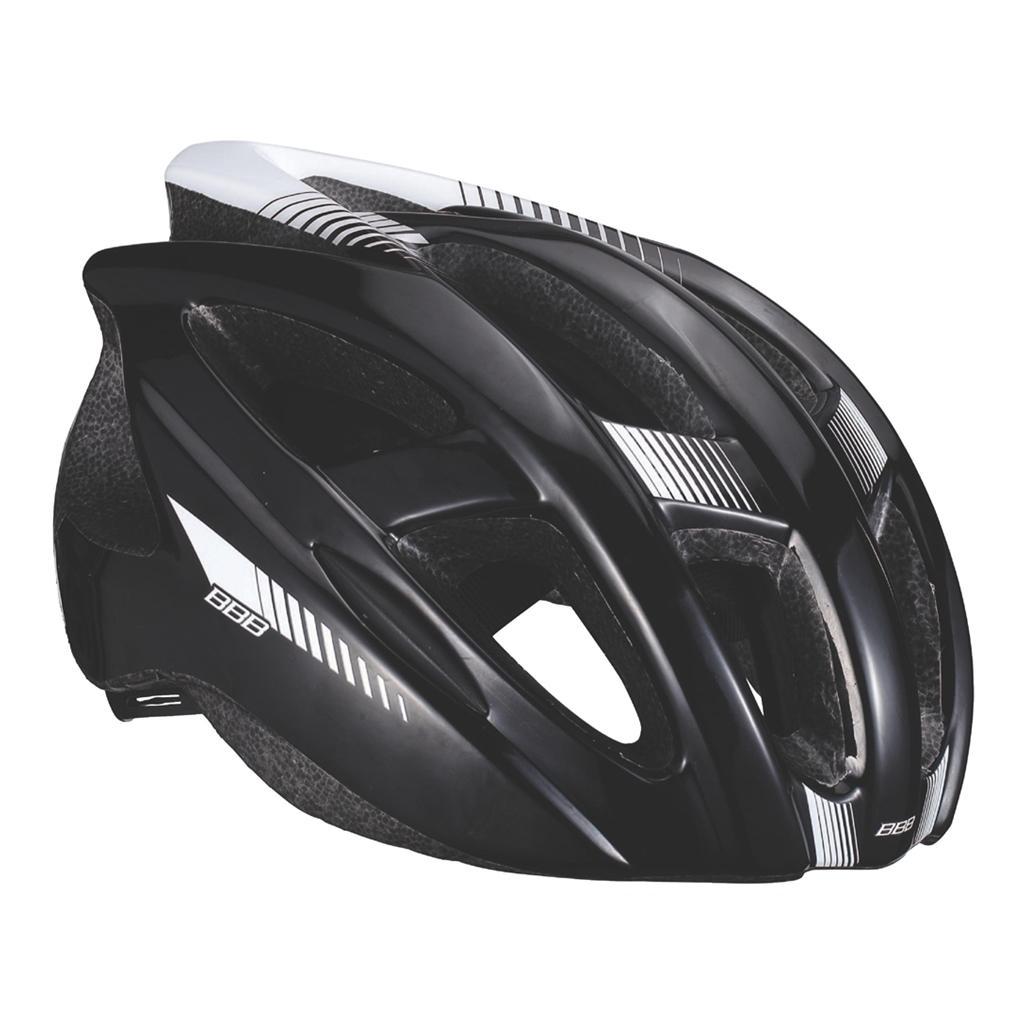 Летний Шлем Bbb 2015 Helmet Hawk Black White