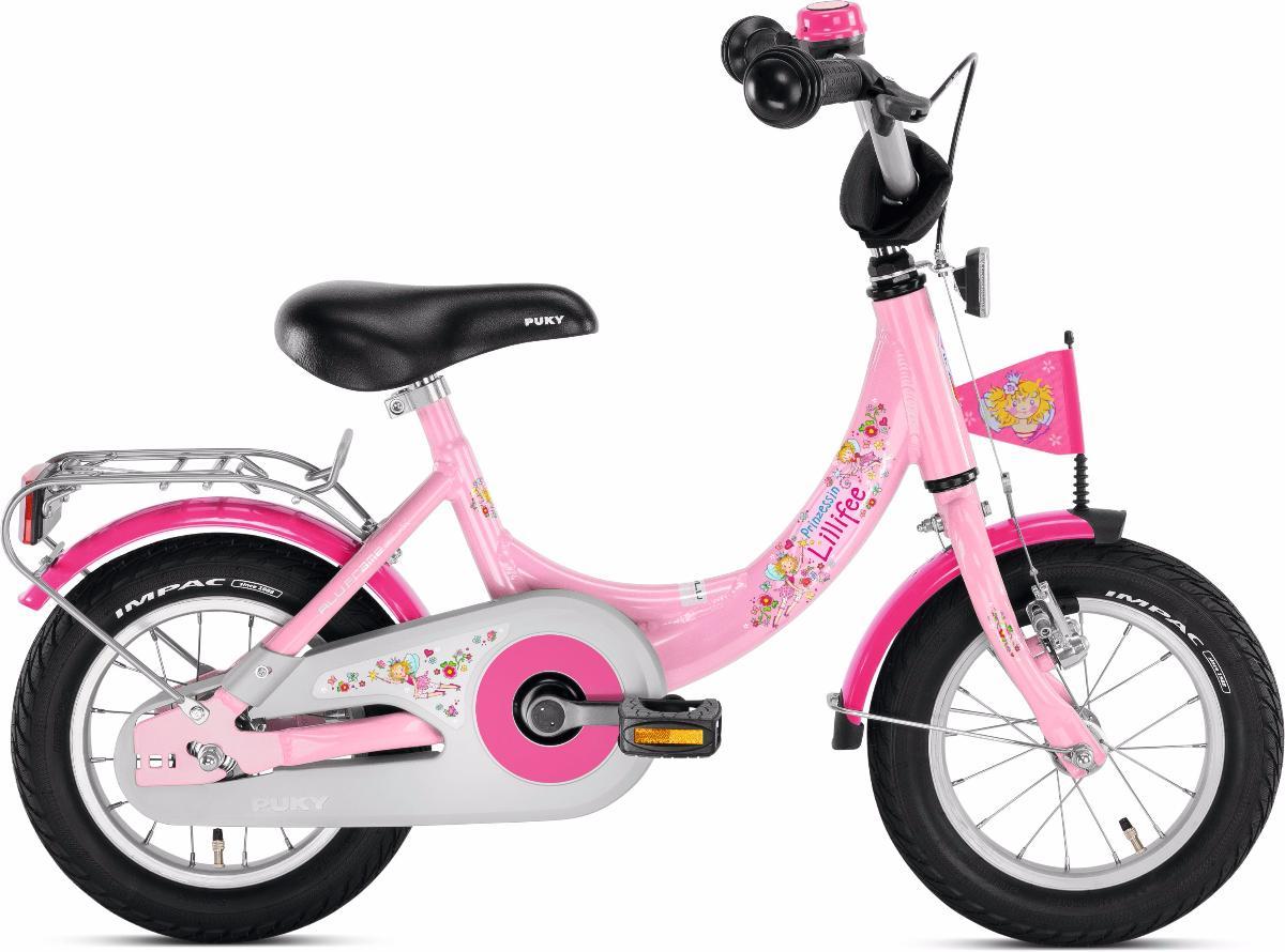 Велосипед Puky Zl 12-1 Alu 2016 Lillifee